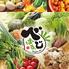 渋谷菜園 べじばる。のロゴ