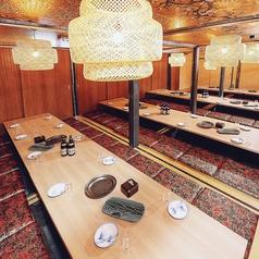 大人の隠れ家個室居酒屋 天照 Amaterasu 金山店の雰囲気1