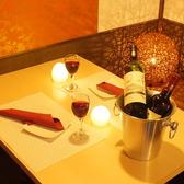 2名様用の個室も有!!デートや会社帰りの一杯に◎※写真は系列店です。