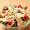 料理メニュー写真ハブコロネーションサラダ(コブドレッシング)