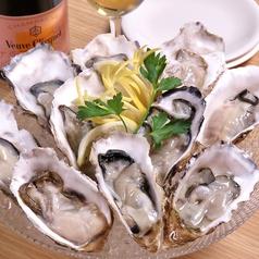 牡蠣と炭火焼き &イタリアーノの特集写真