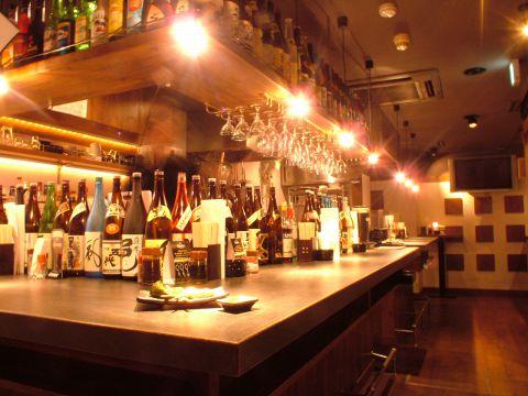 路地裏の隠れ家♪新宿で飲むなら新宿ばーるで決まりです!!