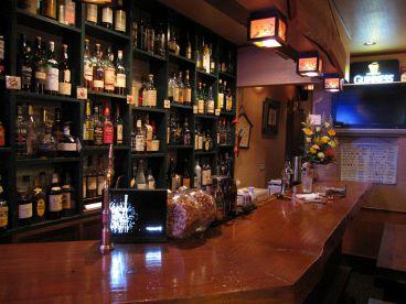 bar 一五亭の雰囲気1