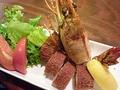 料理メニュー写真ジャンボエビフライ