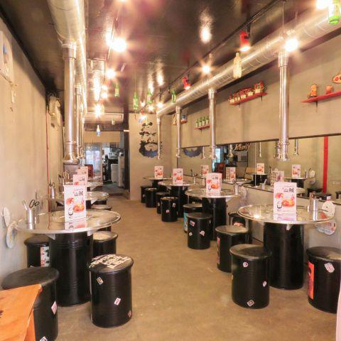 韓国焼肉専門店 山賊 店舗イメージ5
