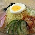 料理メニュー写真盛岡冷麺/梅しそ冷麺