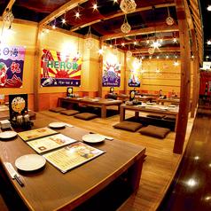 大漁食堂 HERO海 ヒーロー海 安政町店の雰囲気1