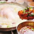 料理メニュー写真タッカンマリ(韓国風水炊き)