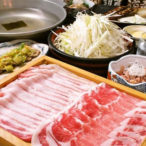地元名柄豚ボーノポークぎふにこだわり、毎日新鮮なお肉やホルモンを仕入れてます♪