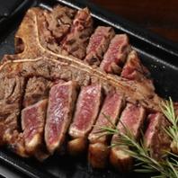 厳選した牛・豚・鶏・ラム肉を豪快に焼き上げます☆