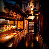 ☆かっこ自慢のカウンター席☆キッチンからサプライズサービスがあるかも?!
