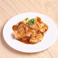 料理メニュー写真牛ホルモン(塩・たれ・味噌)