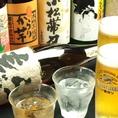 キリン一番搾り生ビール含む200種以上の飲み放題!【大阪・天満橋・個室・居酒屋】