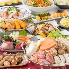 若の台所 品川グランパサージュ店 離れのおすすめ料理1