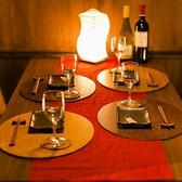 周りを気にせずご宴会をお楽しみ頂ける寛ぎ個室空間です。蒲田での飲み会に