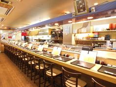 1名様でもお気軽にどうぞ!目の前で握られたお寿司を、お酒と一緒にカウンターで堪能...