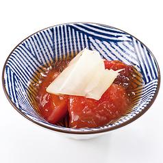 冷やしジュレのガリトマト
