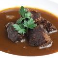 料理メニュー写真黒毛和牛のビーフシチュー