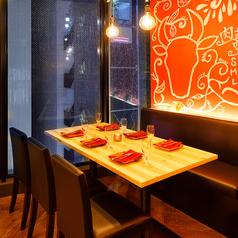 MAISON NEWYORK KITCHEN 肉 BISTRO 熊本下通り店の雰囲気1