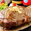 料理メニュー写真1ポンドステーキ
