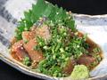 料理メニュー写真九州名物!ゴマサバ