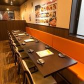 焼肉 韓国料理 モイセの雰囲気2