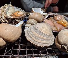 漁火食堂 浜の波平のコース写真