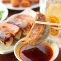 料理メニュー写真リピーター続出!人気NO.1!【東海焼き餃子】