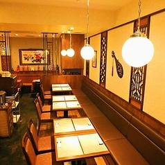 中国料理 広味坊 飯点飯店 仙川の雰囲気1