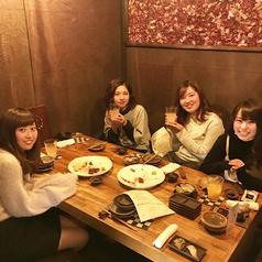 本日初来店の北島さん。久しぶりに会う同級生との近況報告女子会です♪