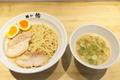 料理メニュー写真つけ麺