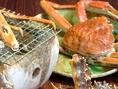 【コースオプション +500円】ズワイ蟹 ※写真はイメージです