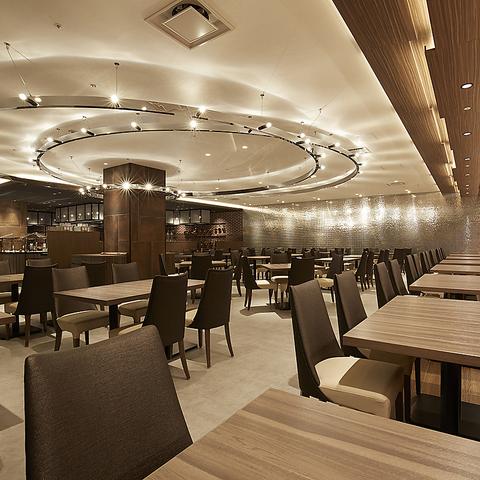 カフェ&ダイニング Chef's Palette(旧ロビーラウンジ)が7月15日(金)にオープン!