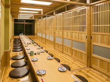 小倉鉄なべ エキナカ店の雰囲気1