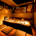浜松町・大門の個室宴会は当店にお任せを!