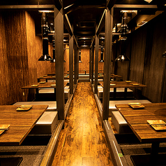 完全個室 蔵 KURA 三宮の雰囲気1