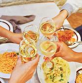 【パーティはカプリで】3コースのパーティメニューをご用意しています※2000円・2500円・3000円。女子会やママ会に特に人気の高いこのパーティプラン♪ワインやスパークリング片手に本格イタリアンをリーズナブルにお愉しみ頂けるのも支持されているポイントのひとつ!さらに出てくるお料理の写真映えも◎ご予約はお早めに