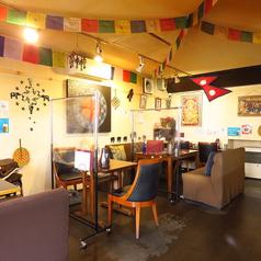 ネパールのカレー屋さん 新琴似店の雰囲気1