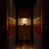 全席完全個室の大人の隠れ家空間。人数や宴会の用途に合わせてお席をお選びください♪