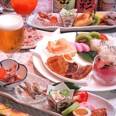 カラオケ 望郷酒場 彩 ぼうきょうさかば あやのおすすめ料理1