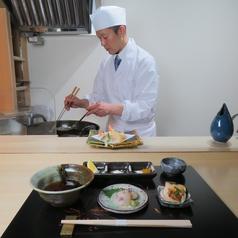 天ぷら かわかみの雰囲気1