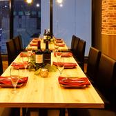 MAISON NEWYORK KITCHEN 肉 BISTRO 熊本下通り店の雰囲気2