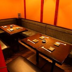 各種宴会にオススメのテーブル席☆もちろん席だけのご予約もOKです!!