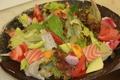 料理メニュー写真一成風サラダ