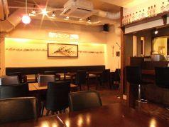dining cafe 麻の葉の写真