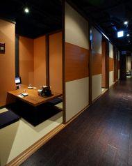 個室&廊下
