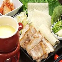◆本格韓国料理◆