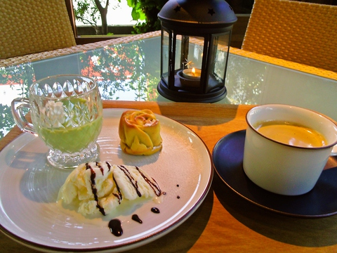 サプリメントカフェ福神茶楼-welfare garden