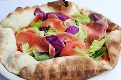 Pizzeria risataの写真