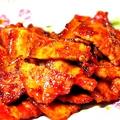 料理メニュー写真サムギョプサル(辛口)